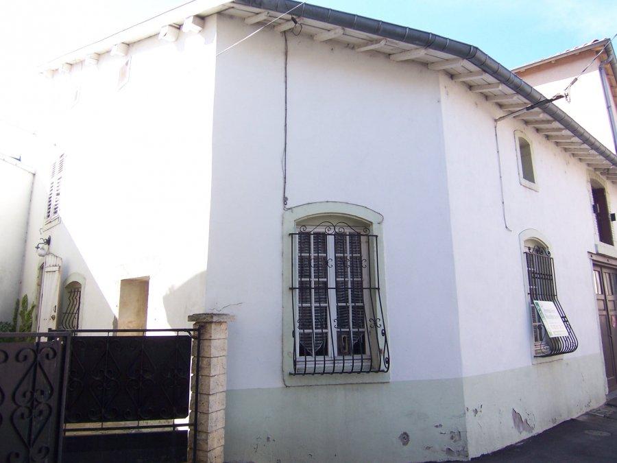Maison à vendre F8 à Pont-à-Mousson