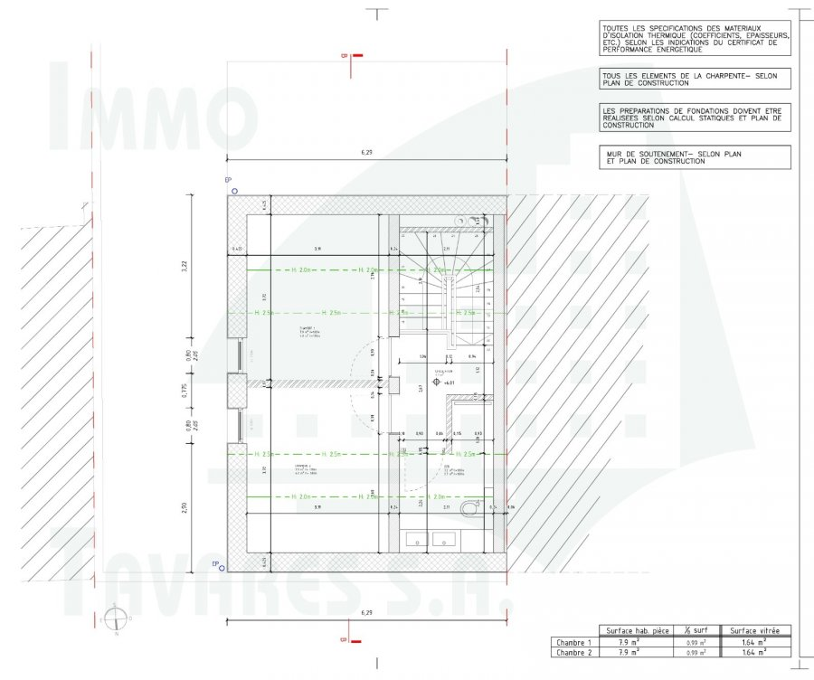 house for buy 2 bedrooms 150 m² medernach photo 4
