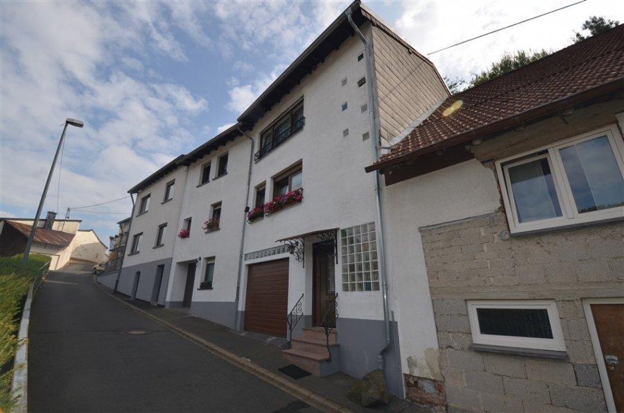 acheter maison 7 pièces 108 m² densborn photo 1