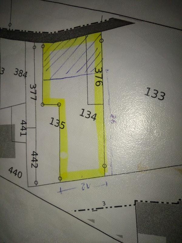 Terrain constructible à vendre à Berviller-en-moselle