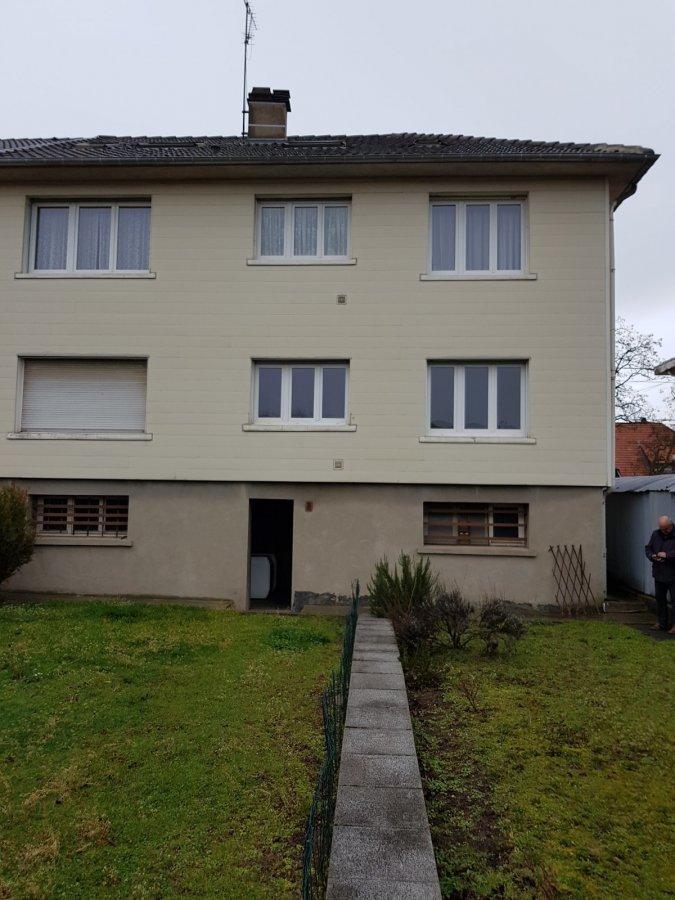 Immeuble de rapport à vendre F8 à Montigny-lès-Metz