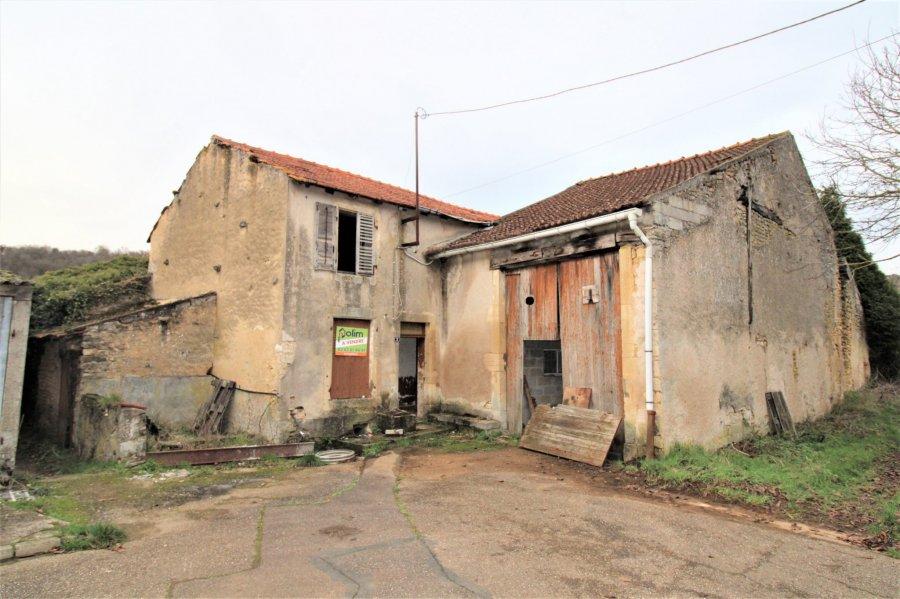 Maison à vendre F10 à Euvezin