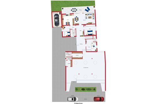 doppelhaushälfte kaufen 7 zimmer 240 m² wadgassen foto 6