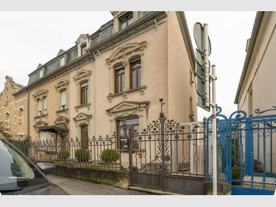 House for rent 6 bedrooms in Luxembourg-Gare - Ref. 4939525