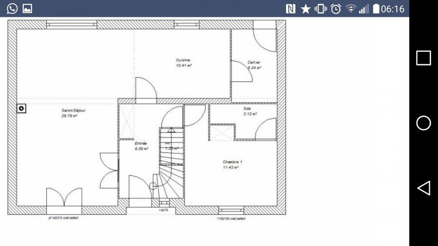 acheter terrain + maison 0 pièce 0 m² sierck-les-bains photo 1