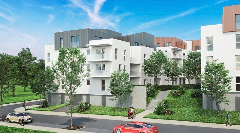 acheter appartement 5 pièces 100.4 m² metz photo 2