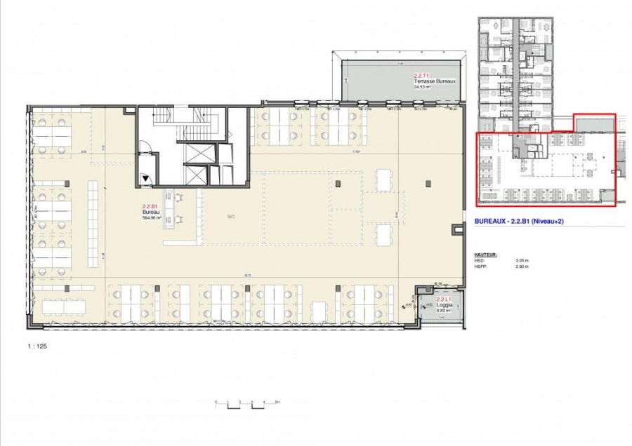 office for buy 0 bedroom 0 m² belval photo 4