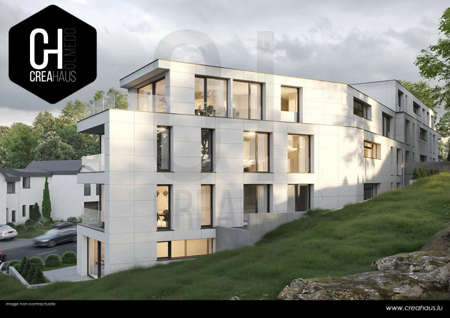 acheter appartement 1 chambre 60.47 m² luxembourg photo 4
