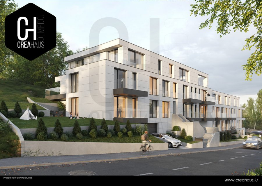 acheter appartement 1 chambre 60.47 m² luxembourg photo 1