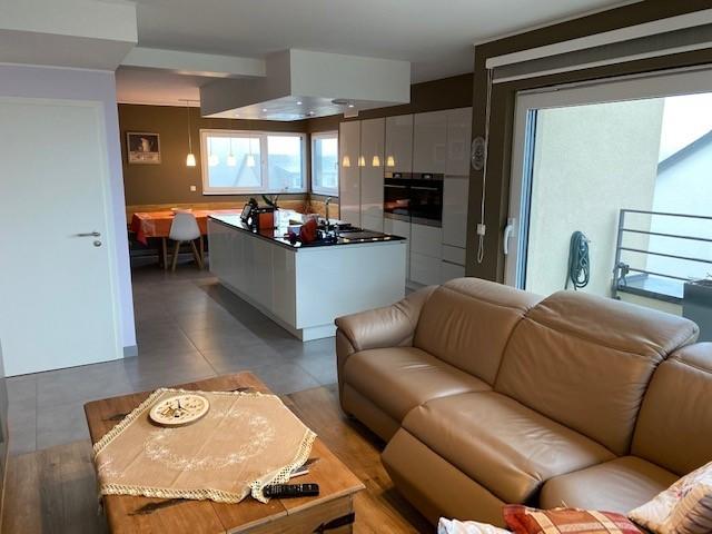 louer penthouse 3 chambres 100.81 m² mondercange photo 2