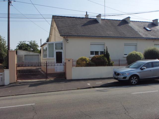 Maison à vendre F4 à Chateaubriant
