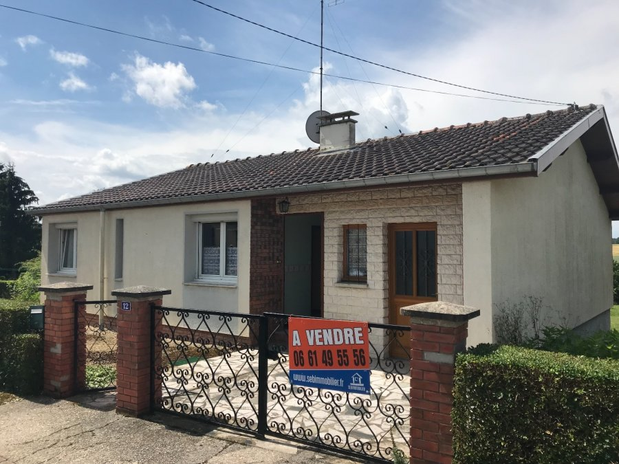 Maison individuelle à vendre F7 à Le Bouchon-sur-Saulx