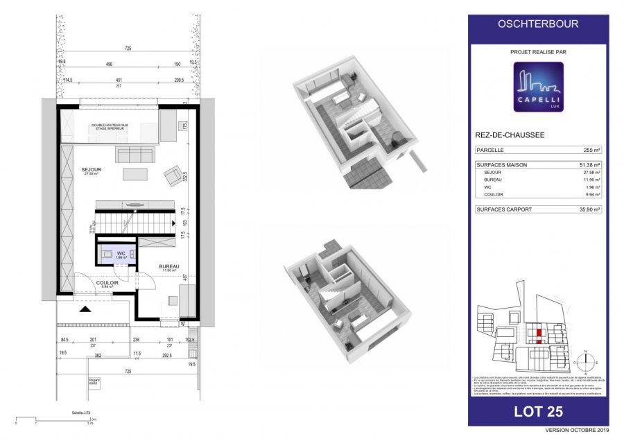 house for buy 3 bedrooms 164.74 m² differdange photo 7
