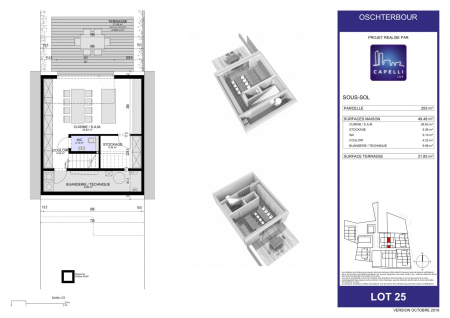 house for buy 3 bedrooms 164.74 m² differdange photo 6