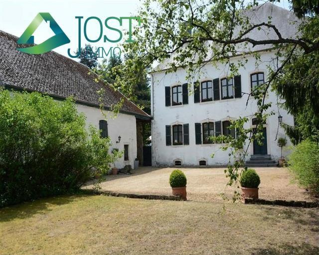 acheter maison de maître 0 pièce 732 m² habay photo 1