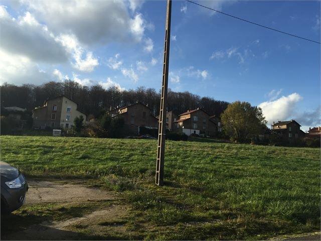 Terrain constructible à vendre à Baslieux