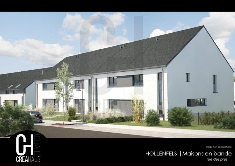 acheter maison jumelée 3 chambres 135.32 m² hollenfels photo 1