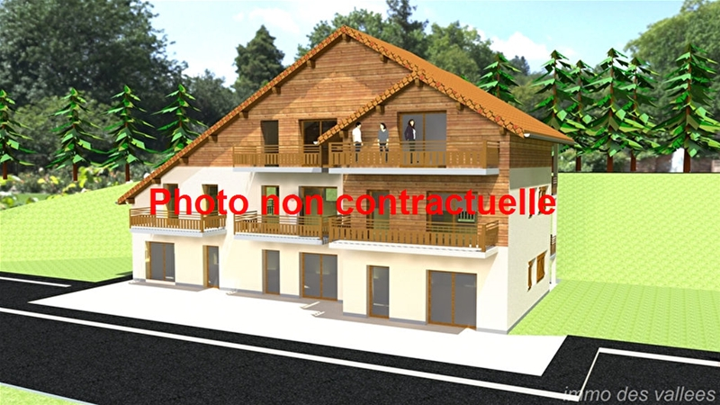 acheter immeuble de rapport 2 pièces 46.5 m² gérardmer photo 1