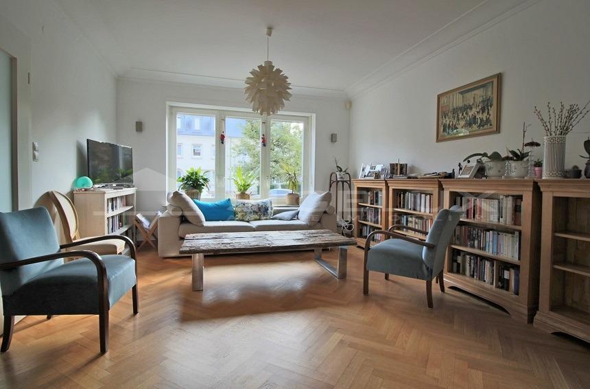 Maison mitoyenne à louer 4 chambres à Luxembourg-Belair