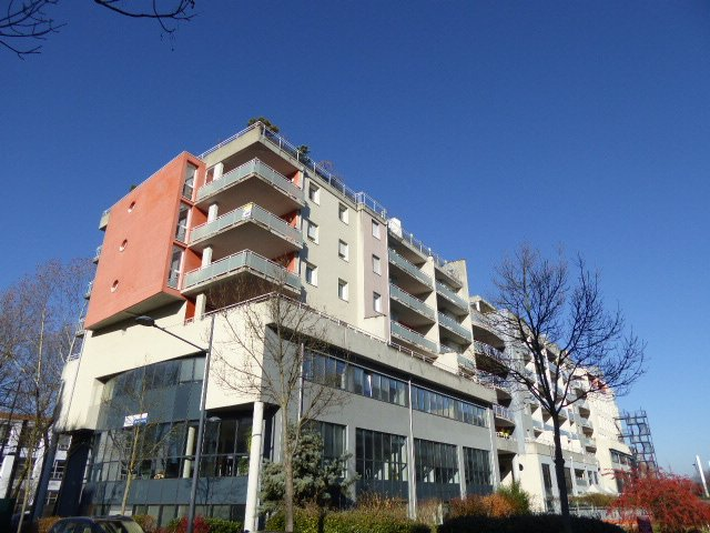 Appartement à louer F5 à Mulhouse-Europe Bassin Nordfeld
