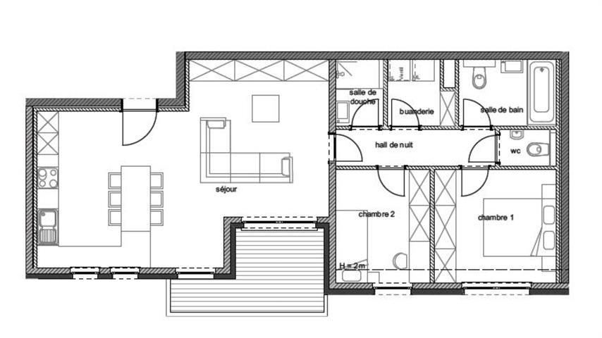 apartment for buy 2 rooms 85.5 m² arlon photo 2
