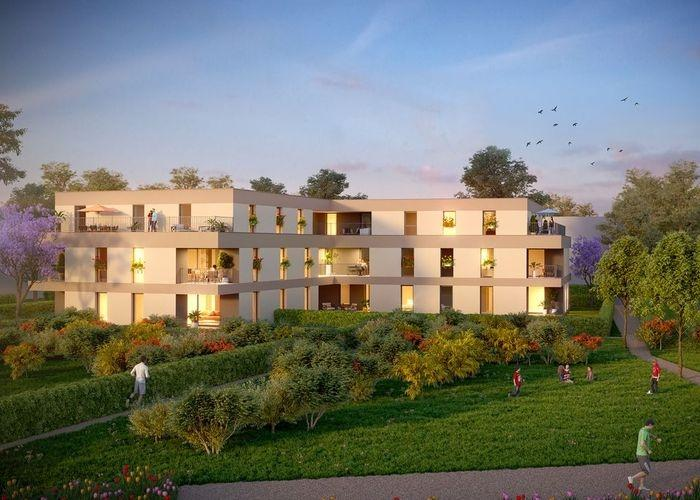 penthouse-wohnung kaufen 3 schlafzimmer 118.18 m² hesperange foto 1