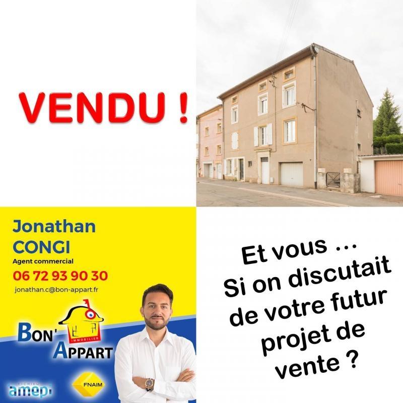 acheter maison 5 pièces 127 m² moyeuvre-grande photo 1