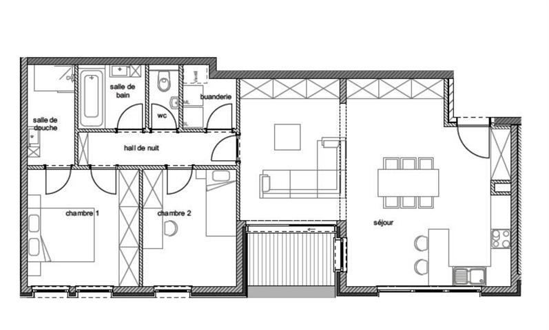 acheter appartement 2 pièces 93 m² arlon photo 2