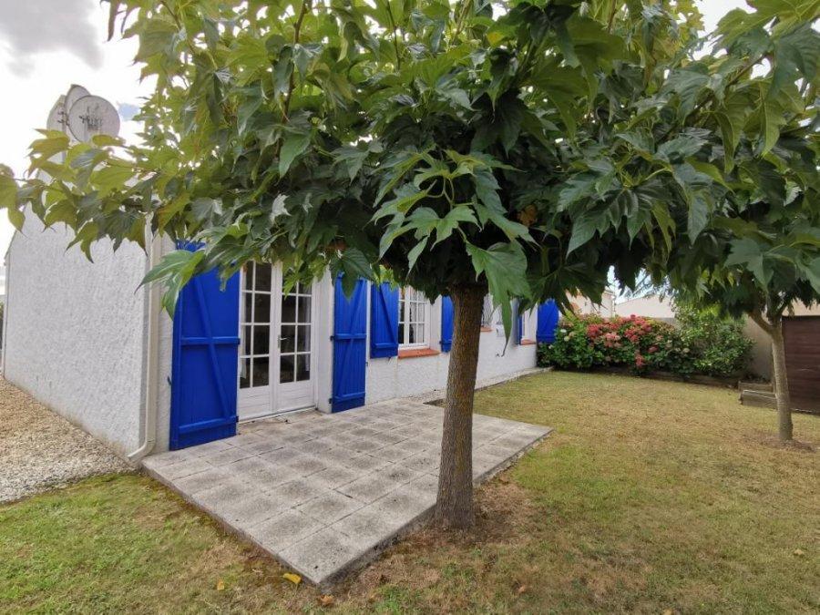 acheter maison 3 pièces 80 m² saint-hilaire-de-riez photo 1