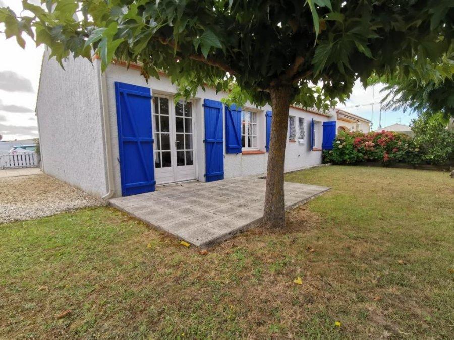 acheter maison 3 pièces 80 m² saint-hilaire-de-riez photo 2