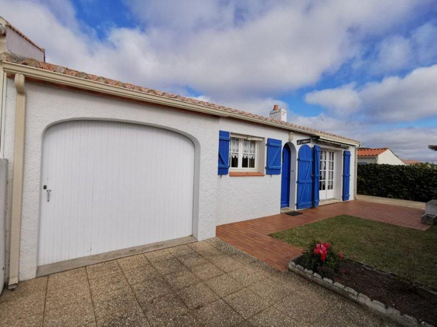 acheter maison 3 pièces 80 m² saint-hilaire-de-riez photo 3