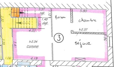 acheter appartement 2 pièces 60.5 m² essey-lès-nancy photo 3
