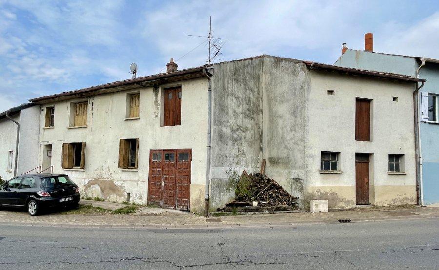 acheter maison 5 pièces 150 m² freistroff photo 1