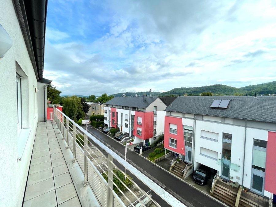 Penthouse à vendre 2 chambres à Bereldange