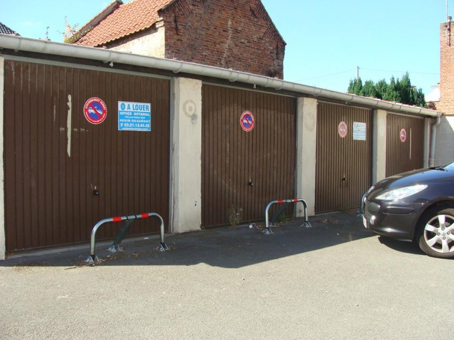 Garage parking louer h nin beaumont 50 immoregion - Cuisine plus henin beaumont ...