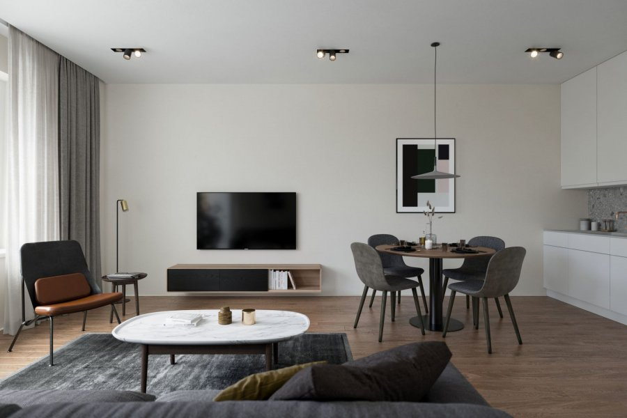 acheter appartement 2 chambres 73 m² luxembourg photo 3