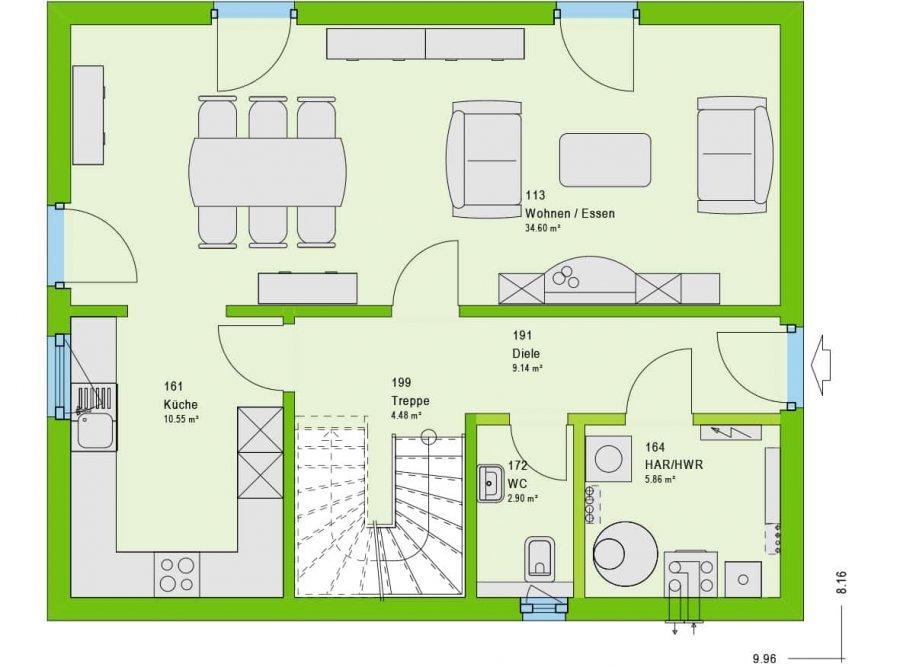 haus kaufen 4 zimmer 130 m² waldweiler foto 6