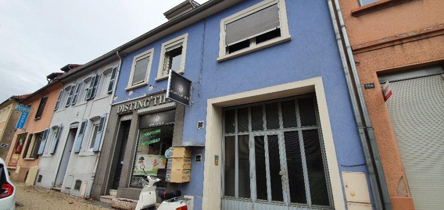Immeuble de rapport à vendre F10 à Sarreguemines