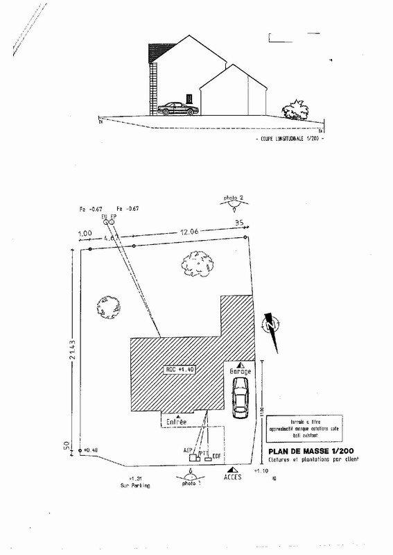 Terrain non constructible à vendre à La ferté-bernard