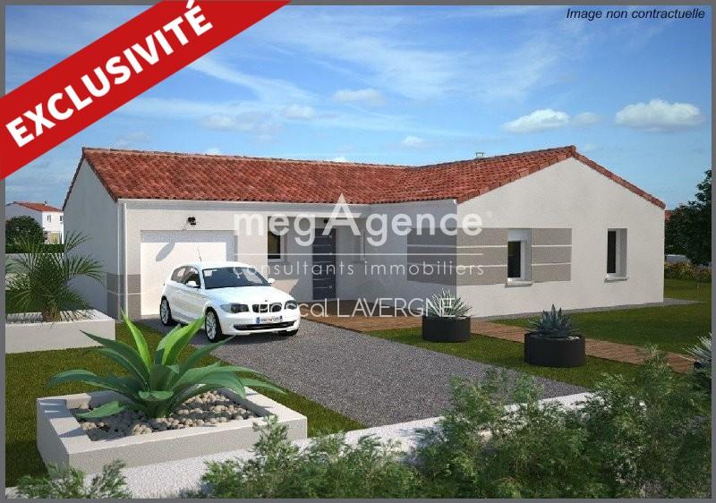 acheter maison 4 pièces 98 m² saint-hilaire-de-riez photo 1