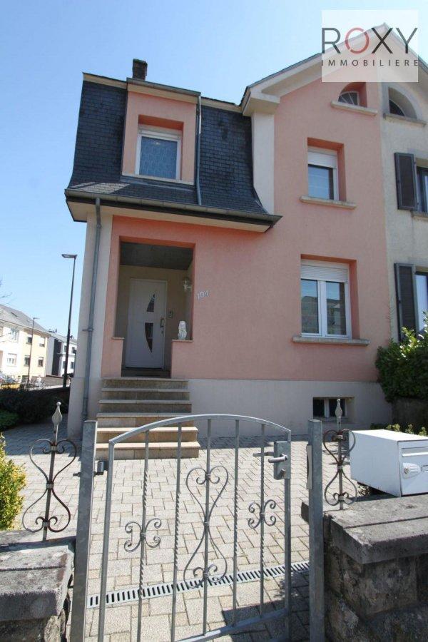acheter maison 3 chambres 145 m² dudelange photo 1