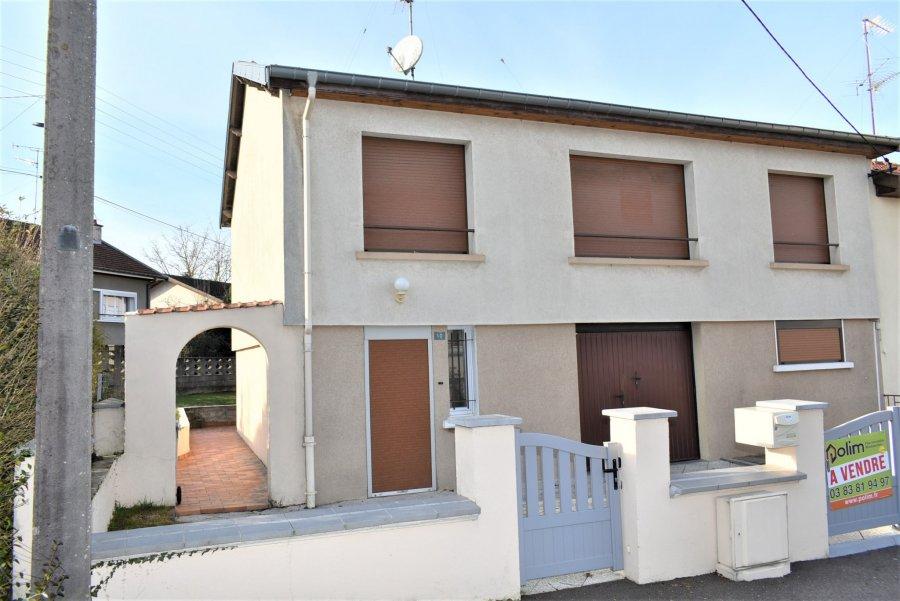 acheter maison 5 pièces 0 m² dieulouard photo 1