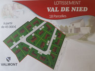 Terrain constructible à vendre à Valmont - Réf. 5906229