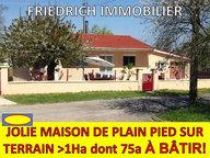 Maison à vendre F5 à Haudiomont - Réf. 5009205