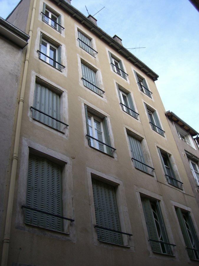 Appartement à louer F2 à Nancy-Ville vieille - Léopold
