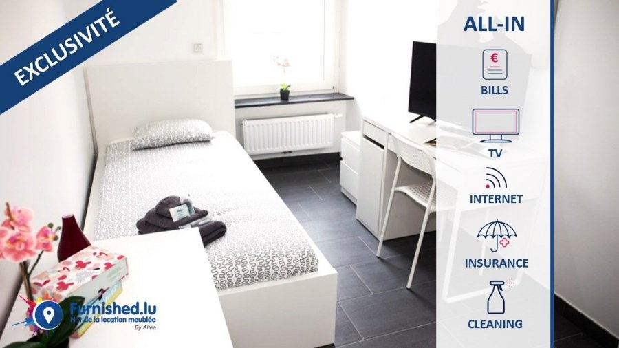 louer chambre 9 chambres 9 m² luxembourg photo 1