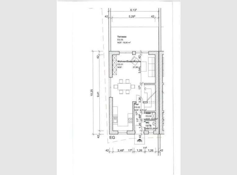 Doppelhaushälfte zum Kauf 5 Zimmer in Kirf (DE) - Ref. 7172421