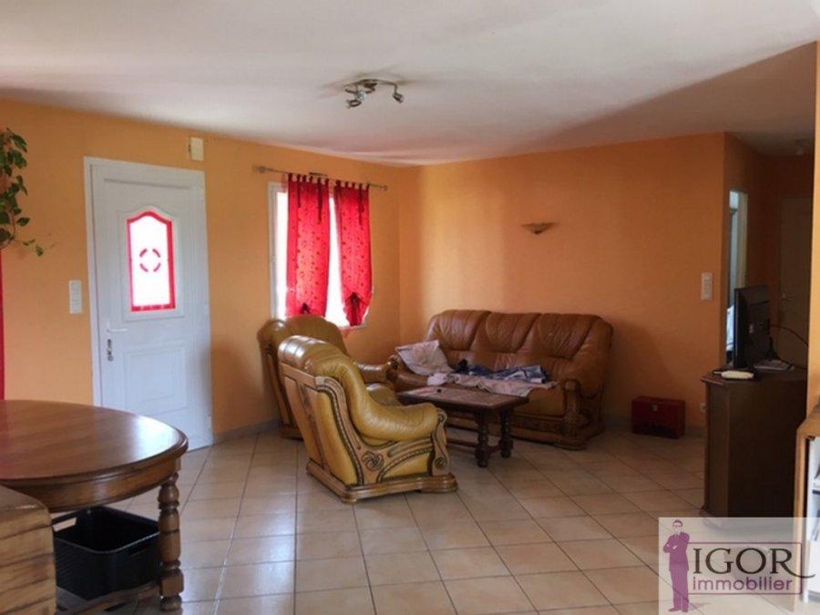 Maison à vendre F6 à Guemene penfao