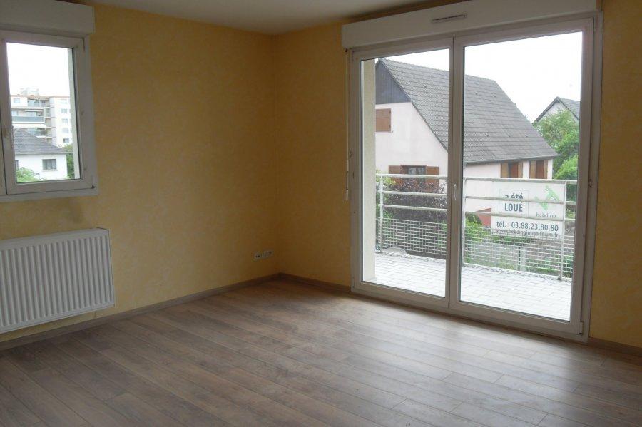 Appartement à louer F2 à Lingolsheim