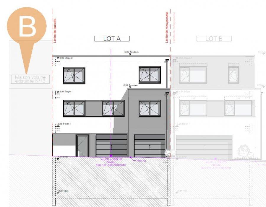 Duplex à vendre 3 chambres à Hautcharage